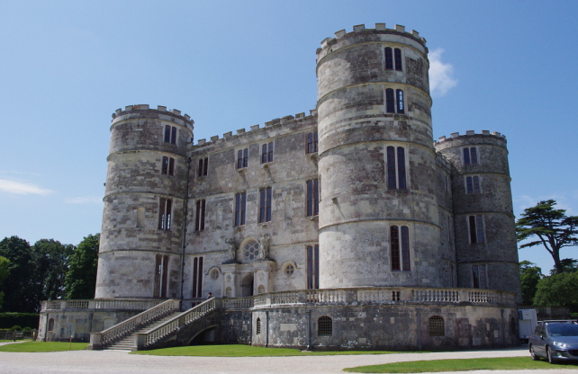 Lulworth Castle - Pianist Dorset