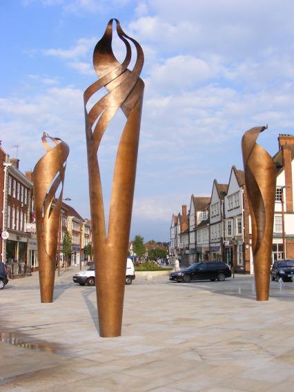 The Colonnade, Letchworth - Pianist Hertfordshire