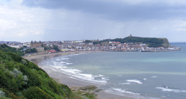 South Bay Scarborough - Pianist Yorkshire