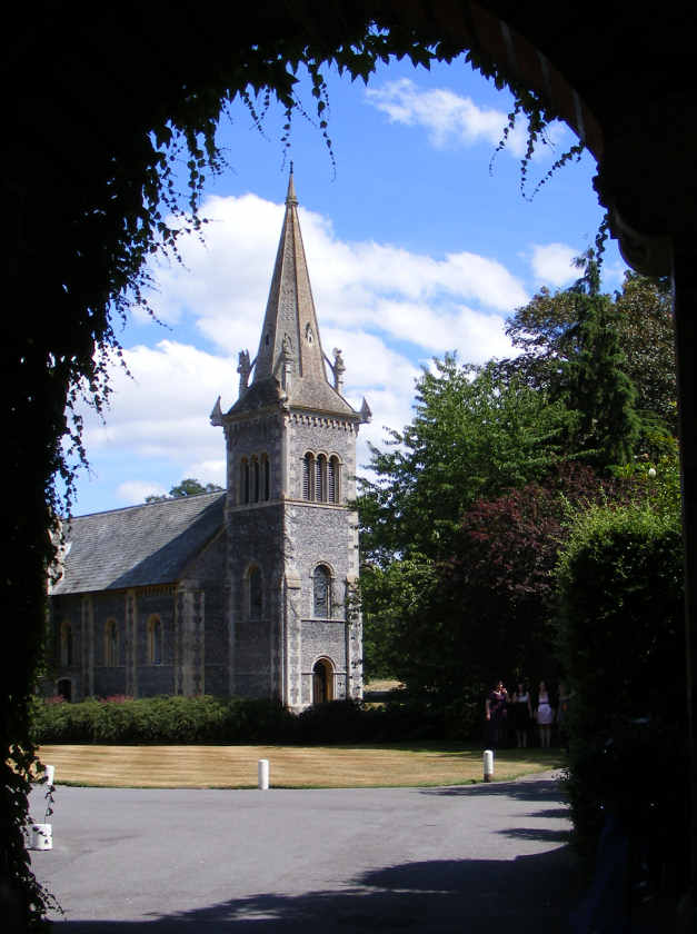 St Marys Church, The Elvetham, Hampshire - Pianist Hampshire